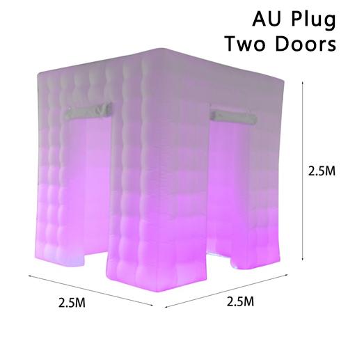 AU Two Doors