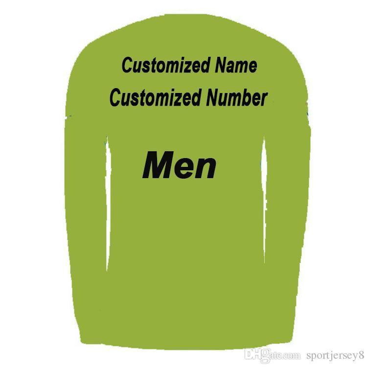 Kundenspezifische Männer lange Ärmel