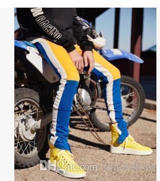 أصفر أزرق