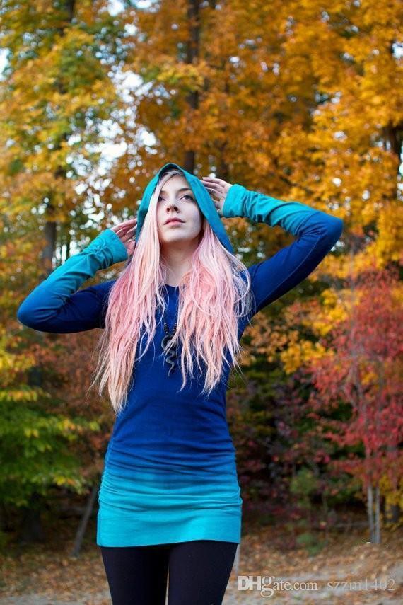 mavi degrade hoodies
