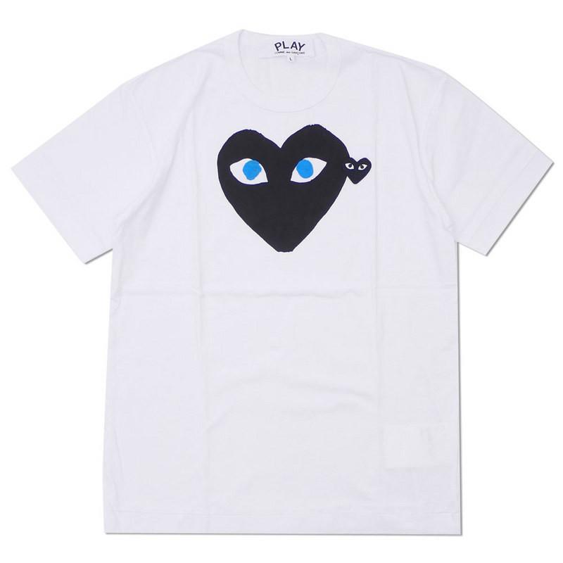 Blanco corazón negro