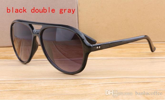double noir gris