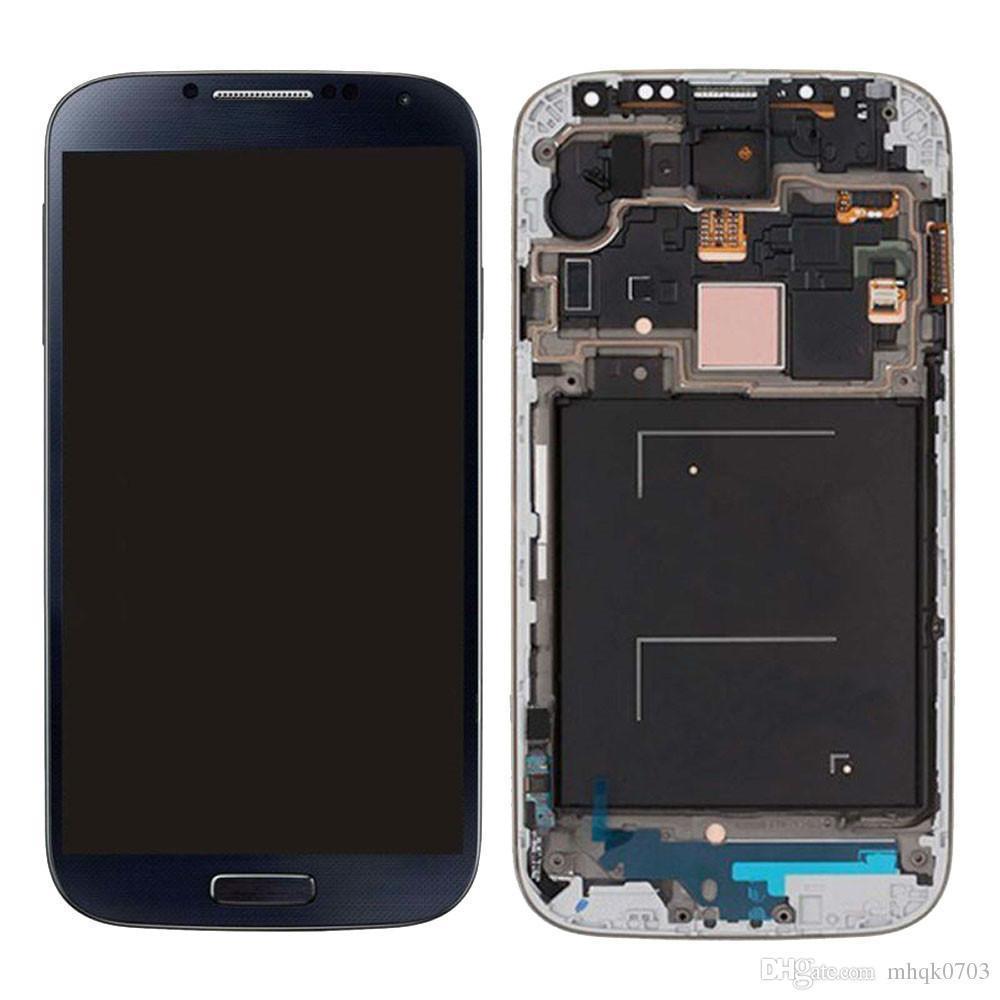 i9500 S4 + 프레임 용 블루