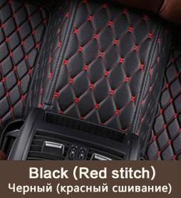 Siyah (kırmızı dikiş)