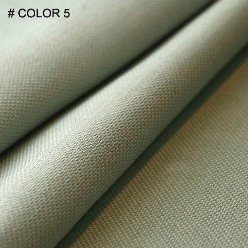 5 colores cortina