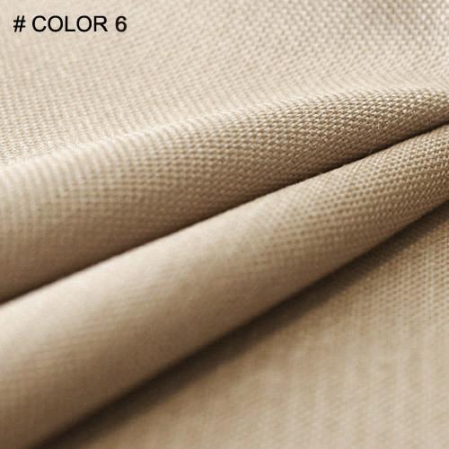 de color 6 cortina
