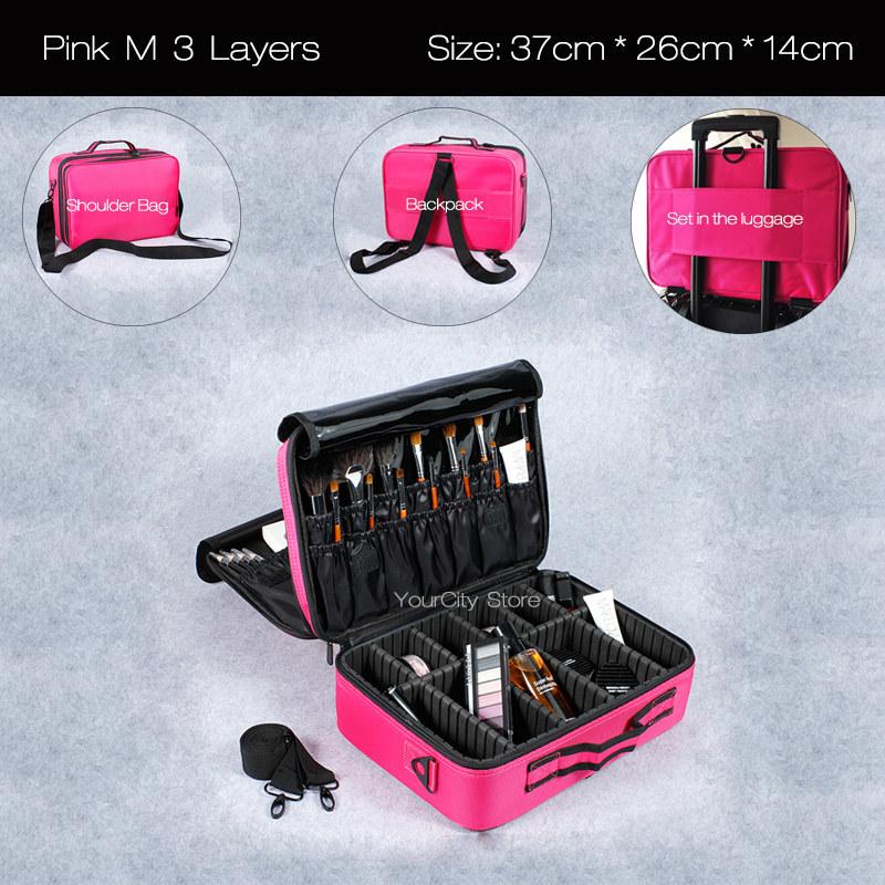 Pink M 3 warstwy