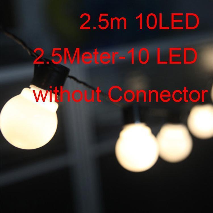 2.5Meter-10 LED Konnektörsüz