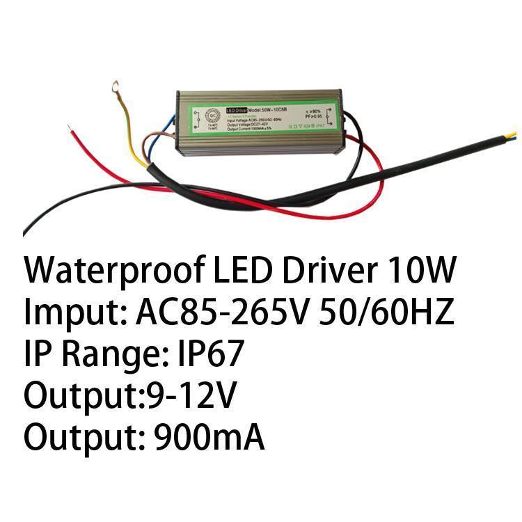 10W IP67 LED Driver