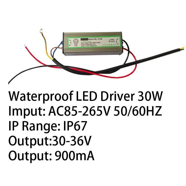 30W IP67 LED Driver