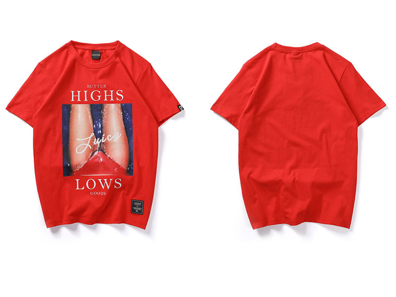 Hot Legs Printed T Shirts 3