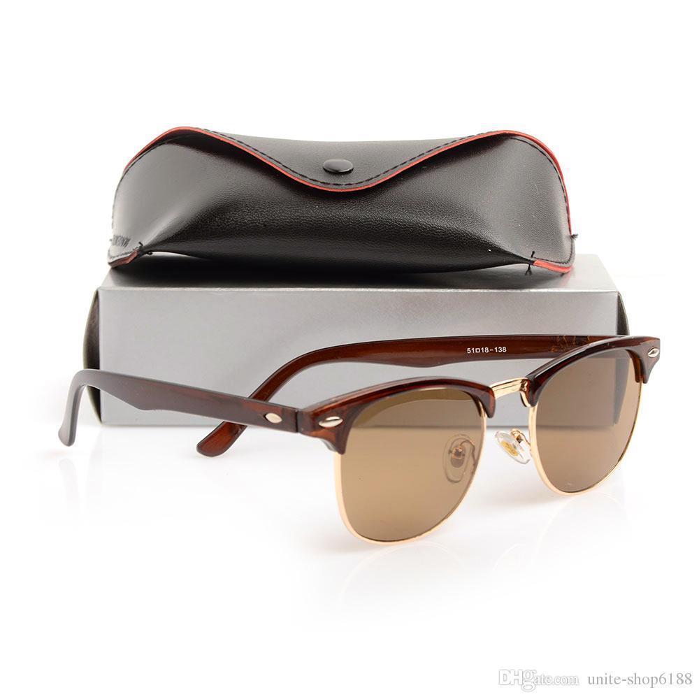 Brown Frame Brown Lens