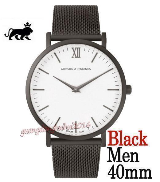 faccia bianca nera 40mm