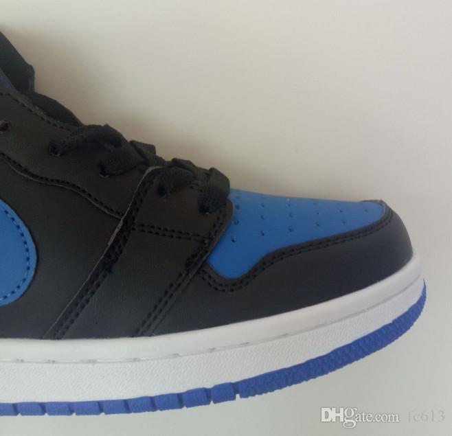 синий черный