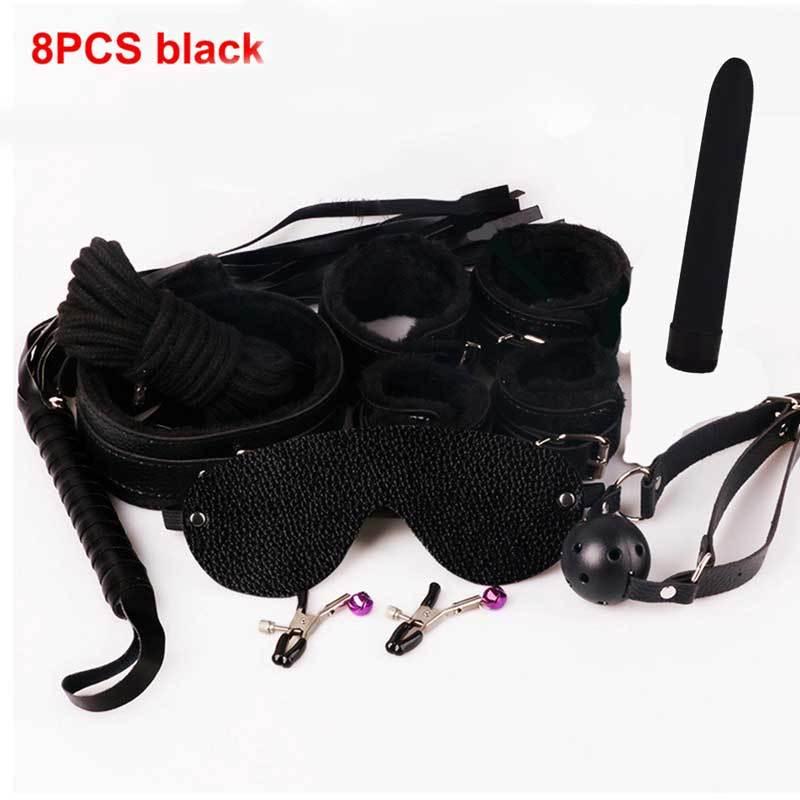 8PCS-Black