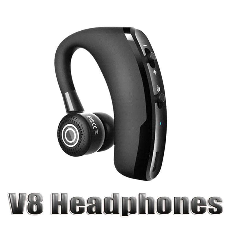 V8 Headphones