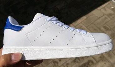 blanco azul