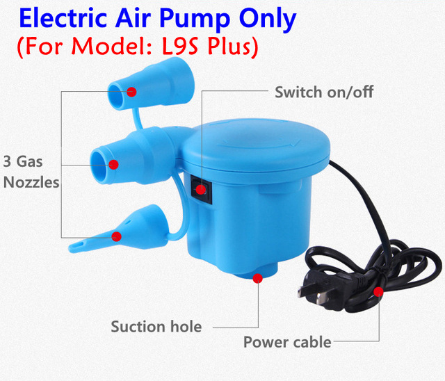 AirPump for L9S Plus