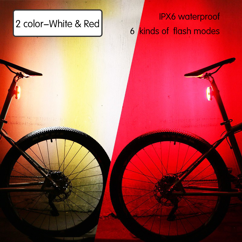 2 Colors Red White