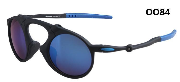 Schwarz / Blau-OO84
