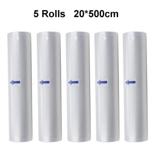 5 rolos 20cm * 500cm