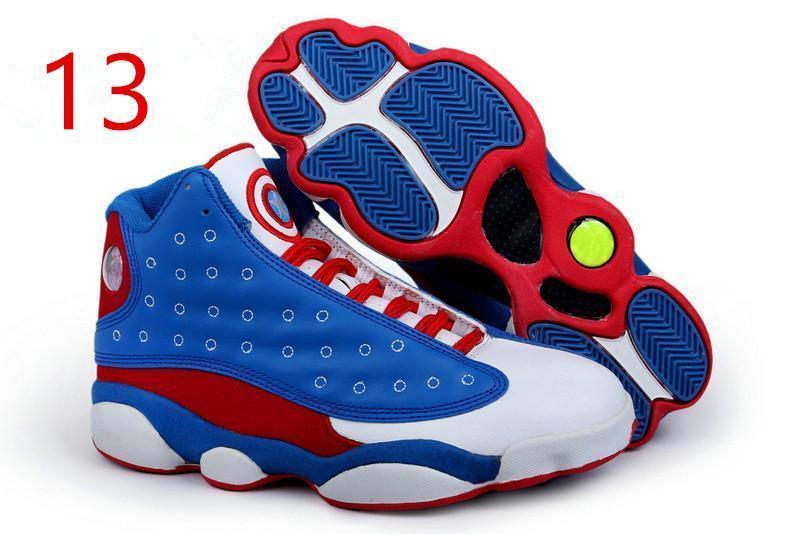 13 Captain America