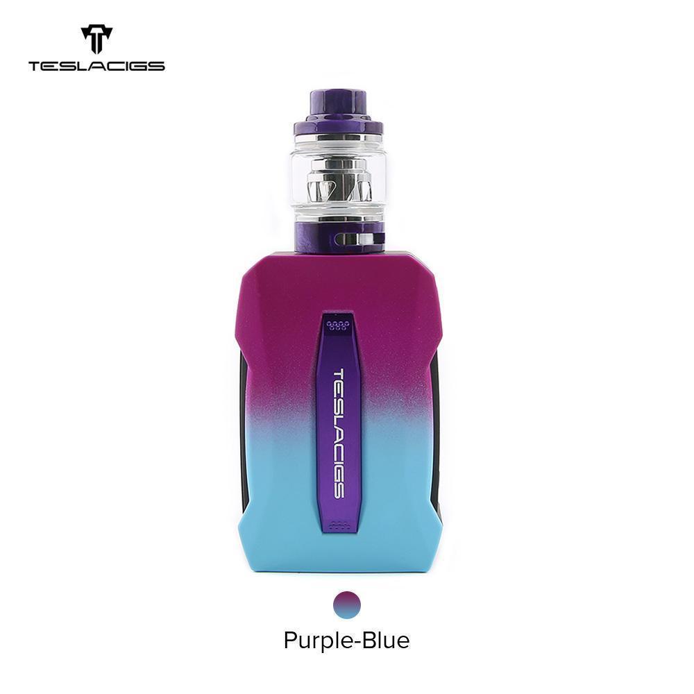 Púrpura Azul