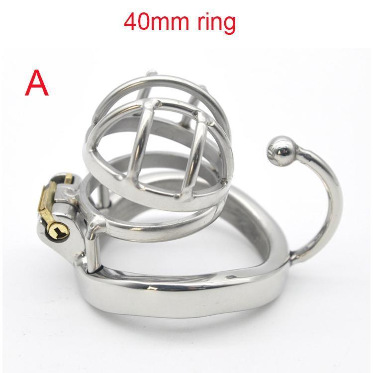 A- 40mm ring