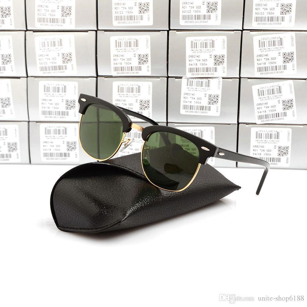 Black Frame Green Lens 51M