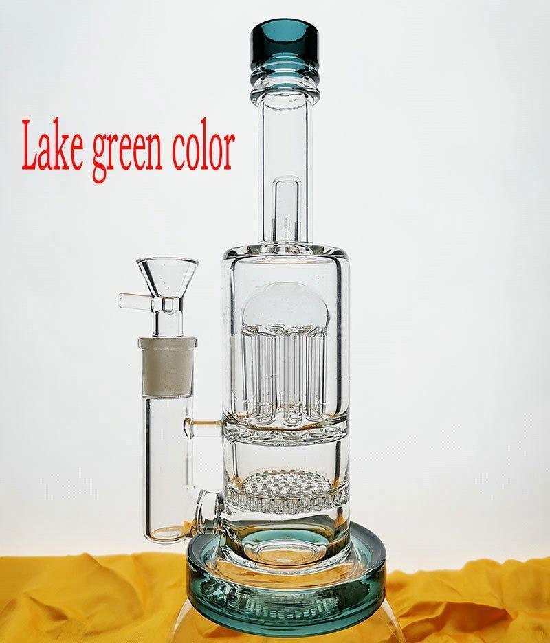 호수 초록색