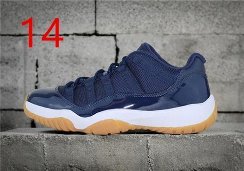 14 Navy gum