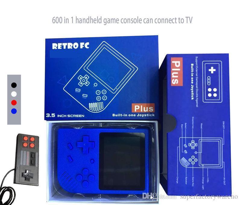 Blu Con 1 manico (600 giochi)