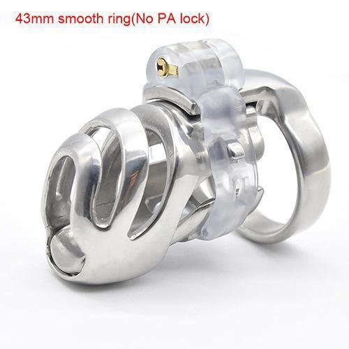 С 43 мм гладким кольцом (без фиксации PA)