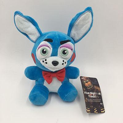 # 9 coelho azul