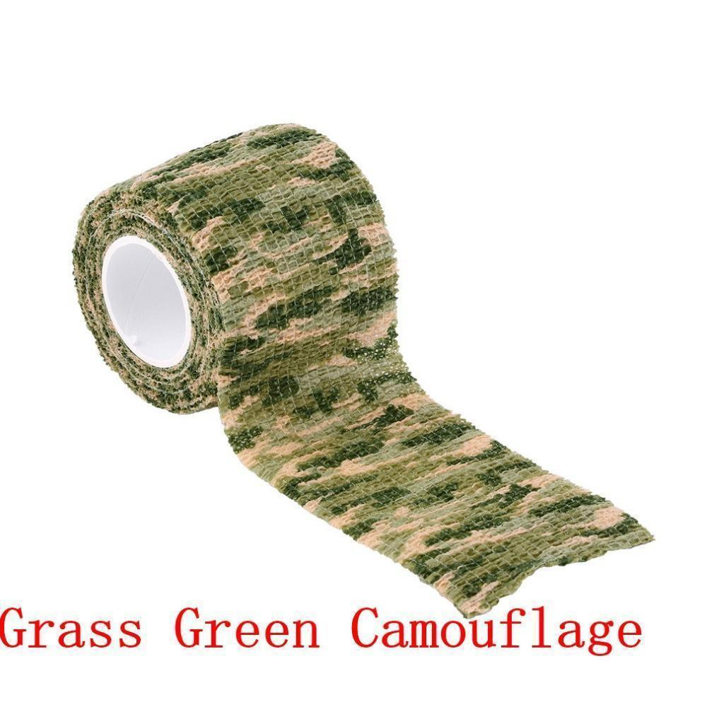 Grass Green Camouflage
