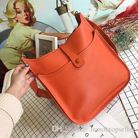 Orange(H_brand_ bag)