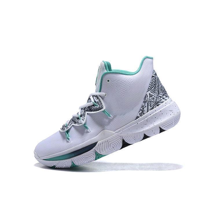 White Grey Green