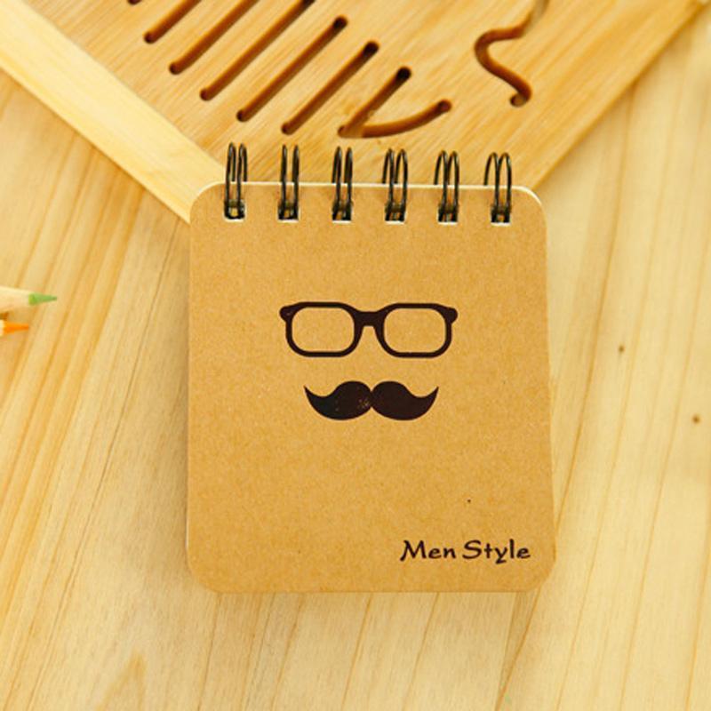 안경 턱수염