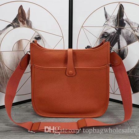 Orange H BRAND BAG
