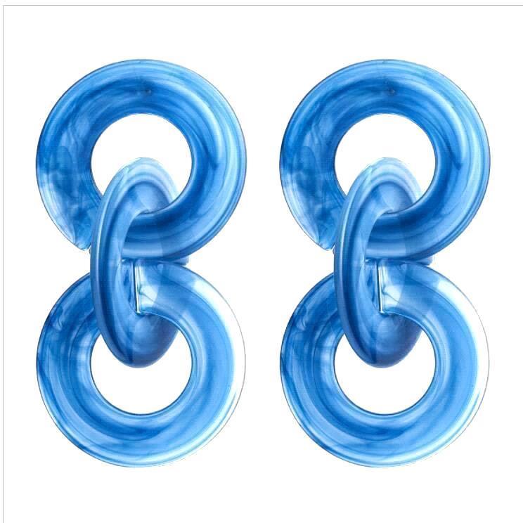 B Style, синий