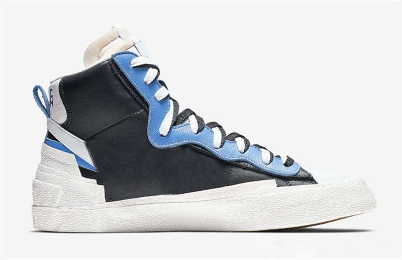 Blazer Black Blue