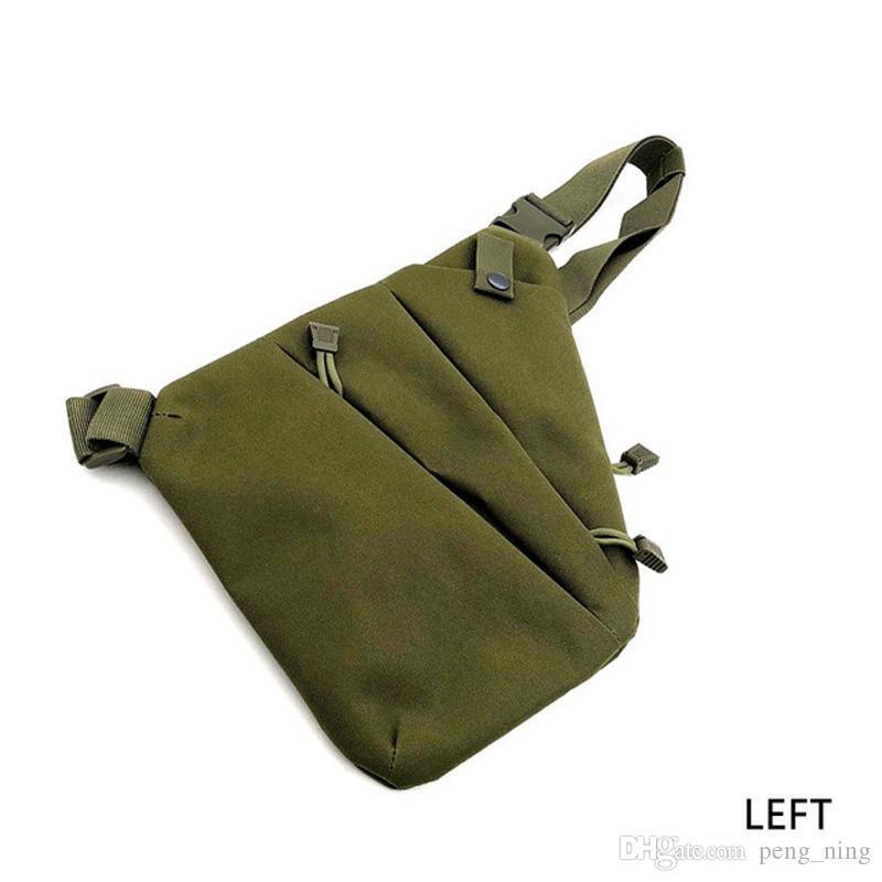 녹색 / 왼쪽 어깨