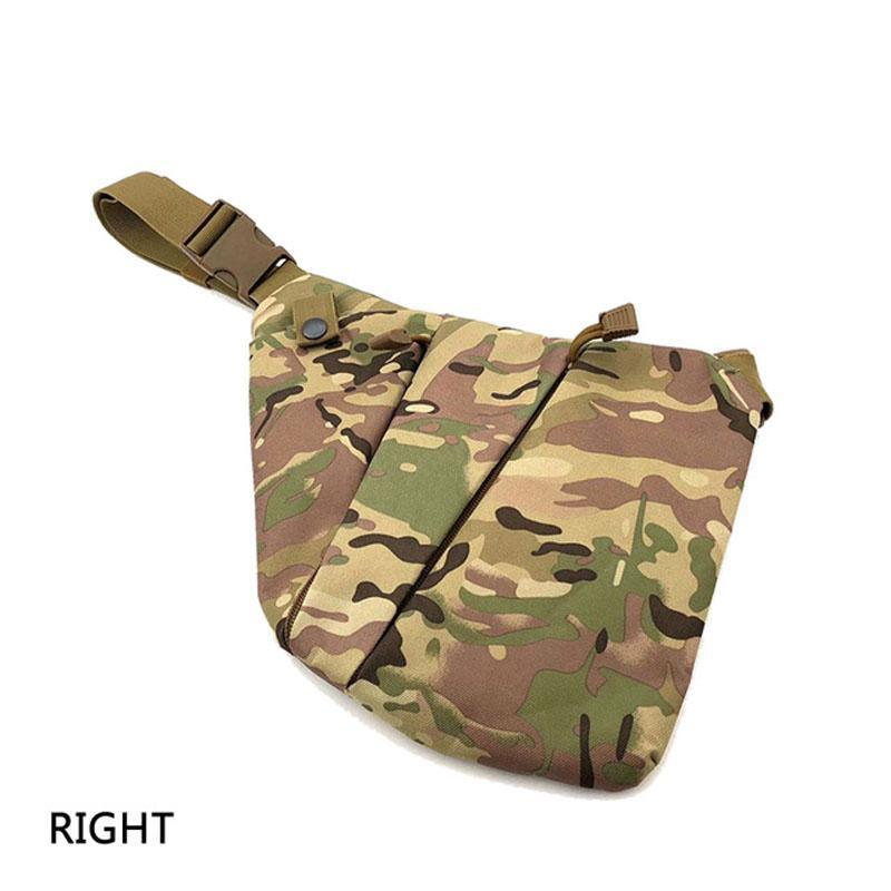 CP camouflage/right shoulder