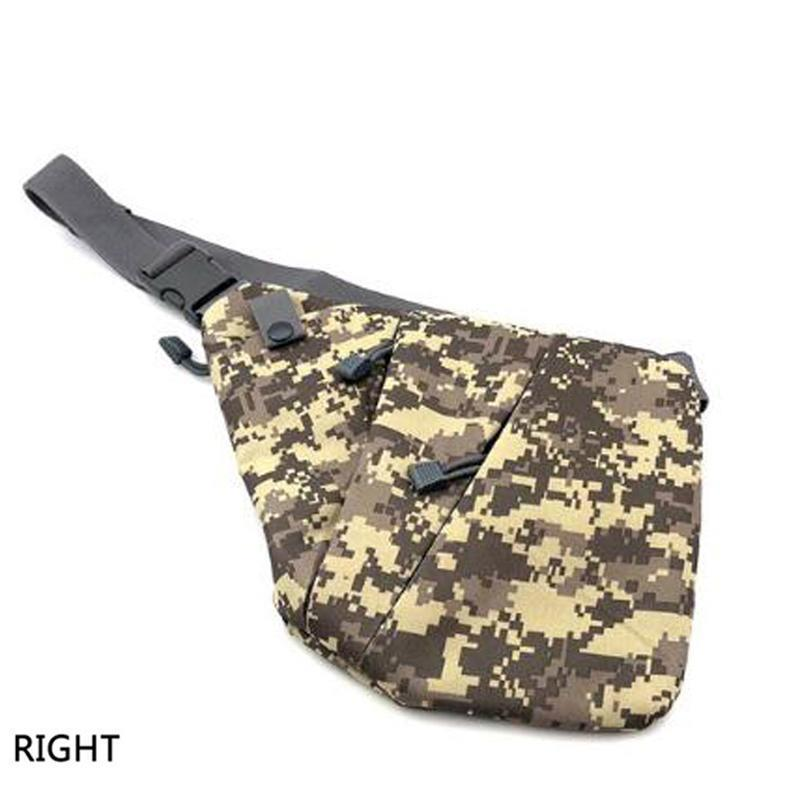 ACU camouflage/right shoulder