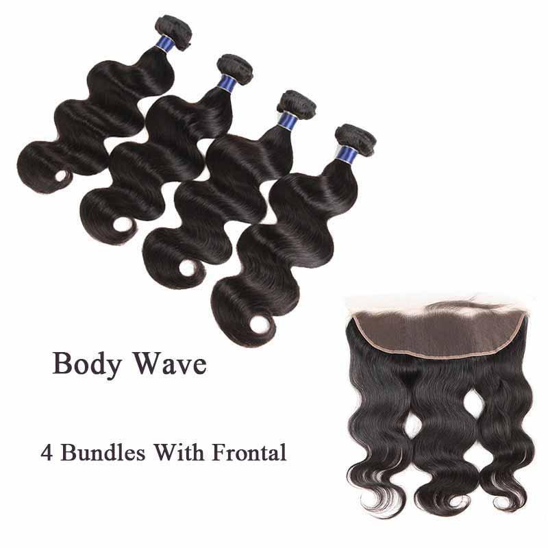 Body Wave With Frontal