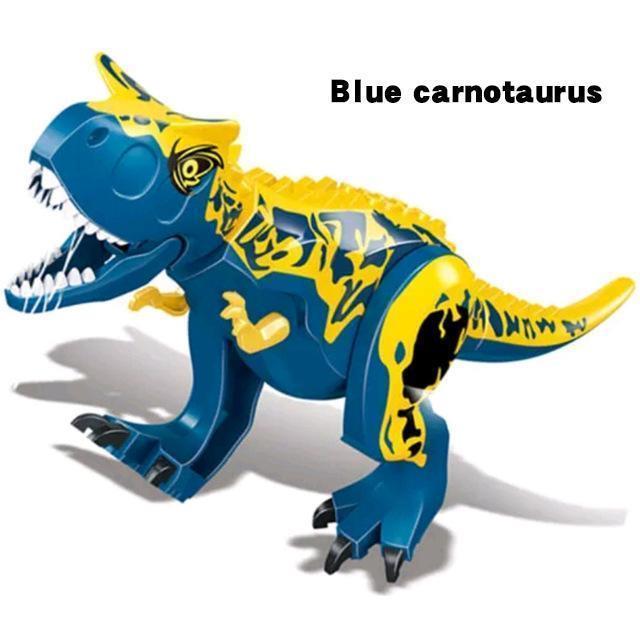 blauer Carnotaurus
