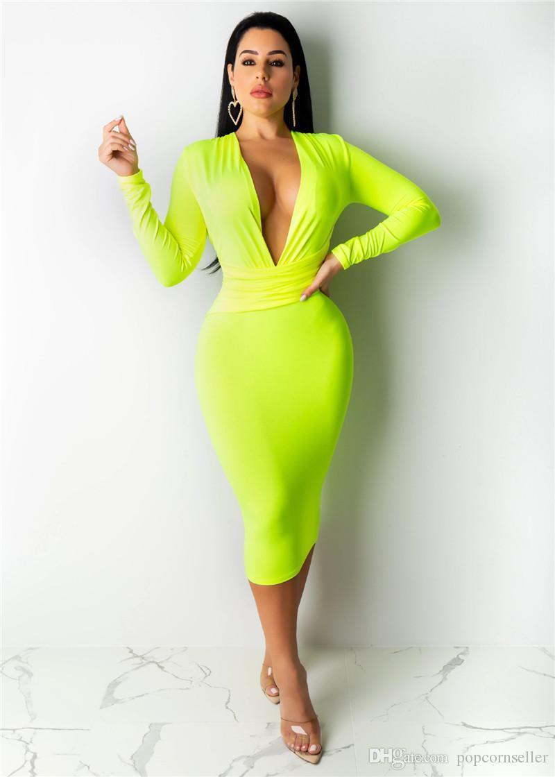 Verde-Fluorescente
