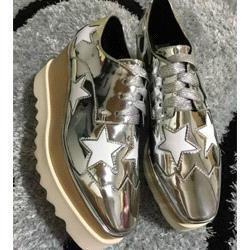 Gümüş + Beyaz Yıldız