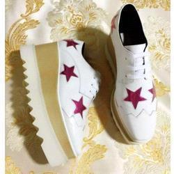 White + Red Star