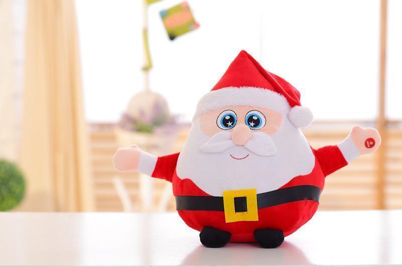 gewöhnlicher Weihnachtsvater